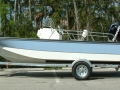 17 ft Boston Whaler in Blue