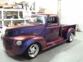 purple old truck (2)